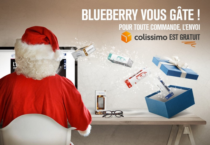 porque regalar blueberry